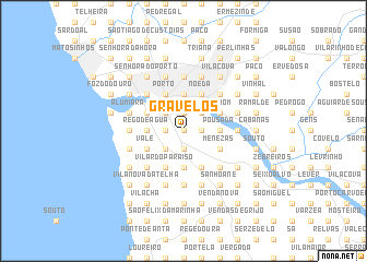 map of Gravelos