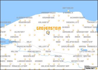 map of Grevenstein