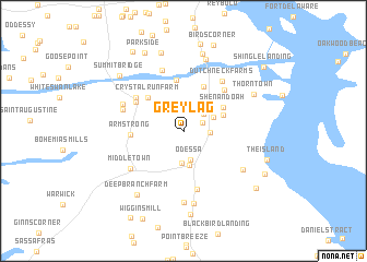 map of Greylag