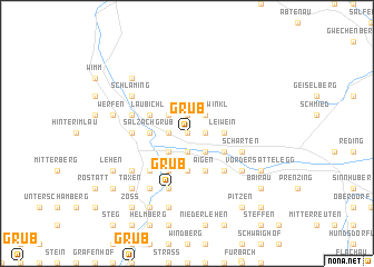 map of Grub