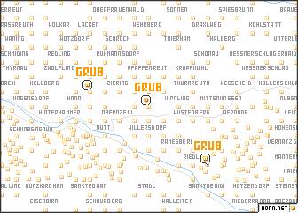 map of Grub