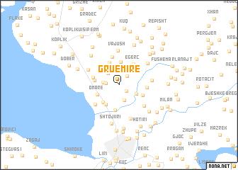 Gruemir Albania map nonanet