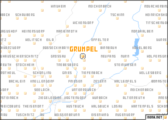 map of Grümpel