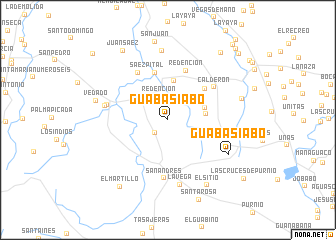 map of Guabasiabo