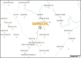 Mexico Map Sinaloa.Guamuchil Mexico Map Nona Net