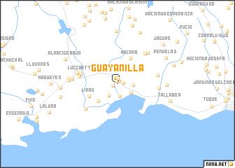 Guayanilla United States Usa Map Nona Net