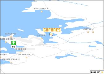 map of Gufunes