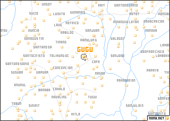 map of Gugu