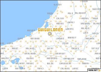 map of Guiguilonen