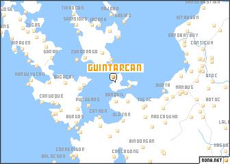 map of Guintarcan