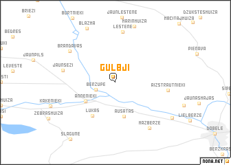 map of (( Gulbji ))