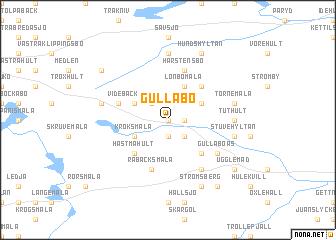 map of Gullabo