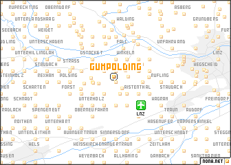 map of Gumpolding