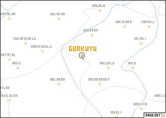 map of Gürkuyu