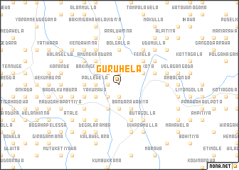 map of Guruhela