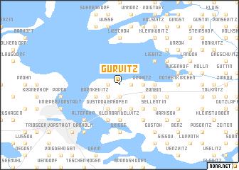 map of Gurvitz