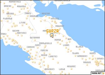 map of Gurza