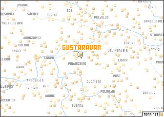 map of Gusta Ravan