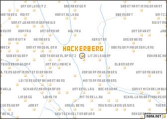 map of Hackerberg