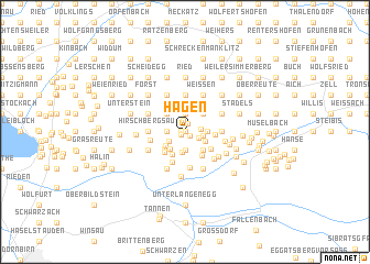 map of Hagen
