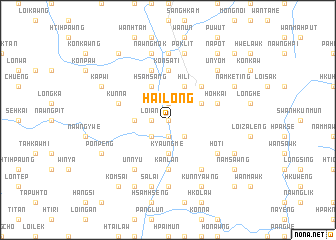 map of Hai-long