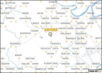 map of Hải Nạp