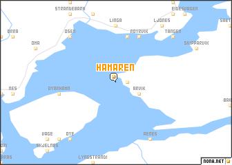 map of Hamaren