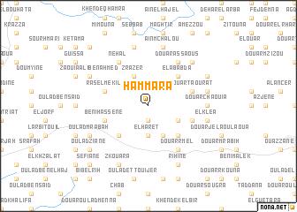 map of Hammara