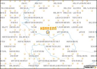 map of Hammern