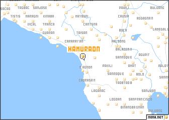 map of Hamuraon