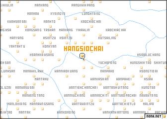 map of Hangsio Chai
