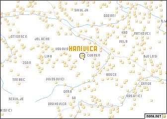 map of Han Ivica