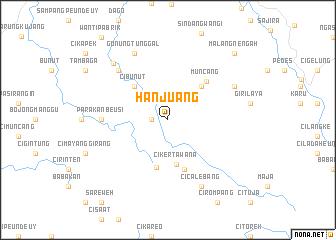 map of Hanjuang