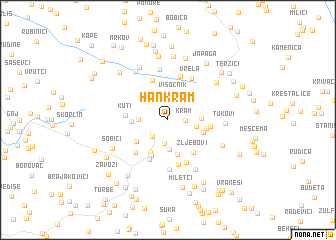 map of Han Kram