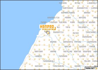 map of Han-pao