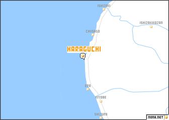 map of Haraguchi