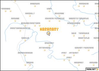 map of Haranany