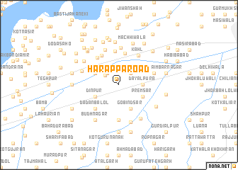 Harappa Road (stan) map - nona.net on map of ganges river, map of nineveh, map of india, map of tepe sialk, map of rome, map of mohenjo-daro, map of nabta playa, map of silk road, map of gupta empire, map of muslim rule, map of hindu kush, map of sparta, map of deccan plateau, map of western ghats, map of thebes, map of mesopotamia, map of kahror pacca, map of banpo, map of cahokia mounds, map of muridke,