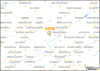 map of Harb