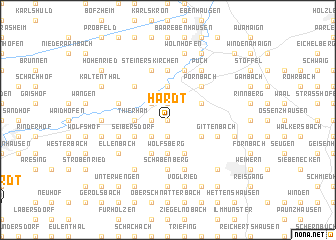 map of Hardt
