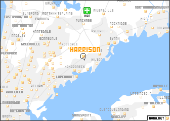 map of Harrison