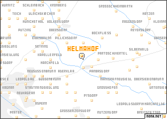 map of Helmahof