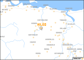map of Hileo