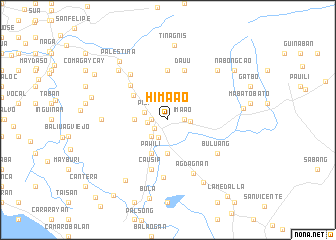map of Himaao