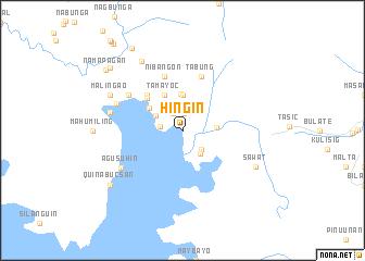 Olongapo Philippines Map.Hingin Philippines Map Nona Net