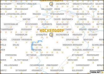map of Höckendorf