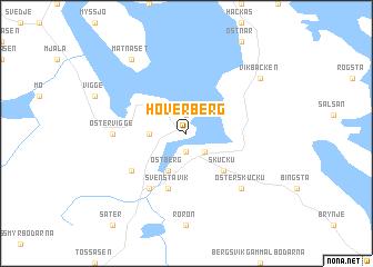 Hoverberg Sweden Map Nonanet - Jamtland sweden map