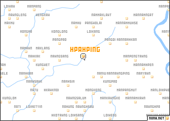 map of Hpa-hping