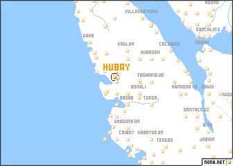 map of Hubay