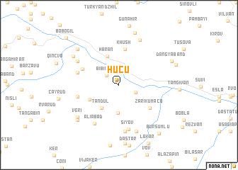 map of Hücü